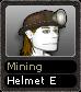 Mining Helmet E