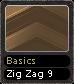 Basics Zig Zag 9
