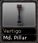 Vertigo Md. Pillar