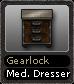 Gearlock Med. Dresser
