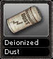 Deionized Dust
