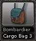 Bombardier Cargo Bag 3