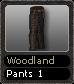 Woodland Pants 1