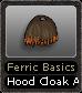 Ferric Basics Hood Cloak A