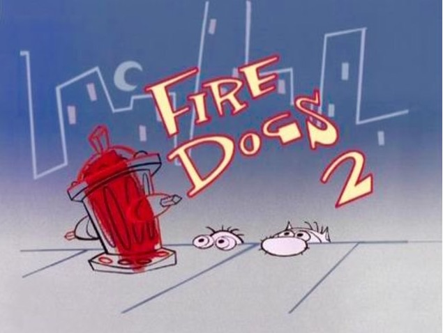 ren and stimpy adults party fire dogs 2
