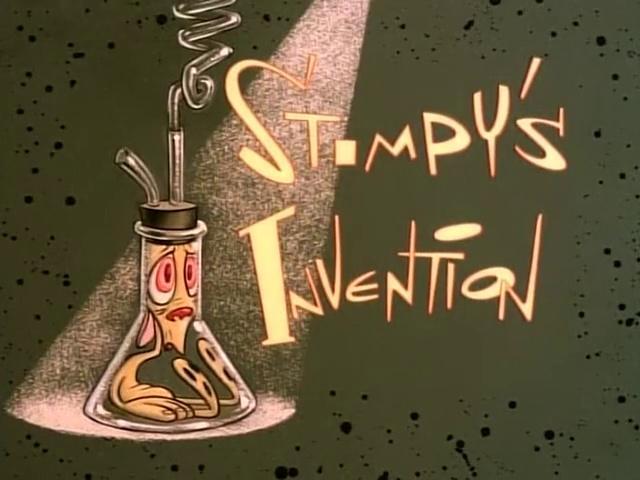 The Ren and Stimpy Show S1 E13 - Stimpy's Invention