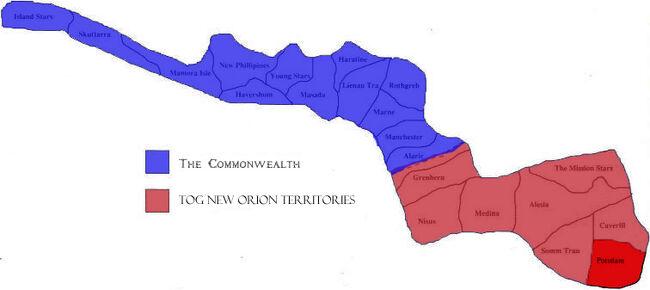 Commonwealth Grand Dukedoms - Potsdam Prefecture