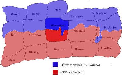 Alaric Prefecture Shannedam