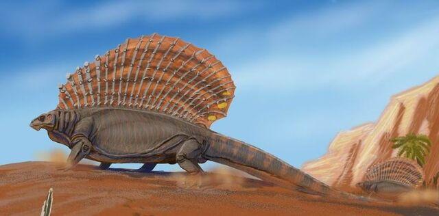File:Edaphosaurus.jpg