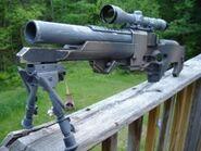 Real verpine rifle