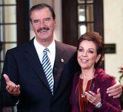 Armando Monsallio et Josephina Del Pilar