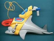 Rescue Heroes Nemo the Rescue Dolphin Action Figure