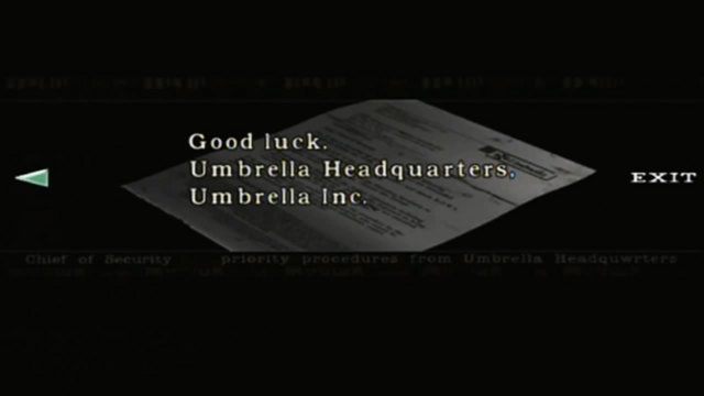 File:Resident Evil files - Mail from the Chief of Security page 7.png