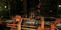 B3F Incinerator Room