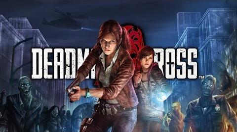 Deadman's Cross - Crossover com Resident Evil Reveletions 2 (PSVITA)