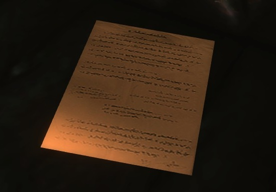 File:A scribbled memo.jpg