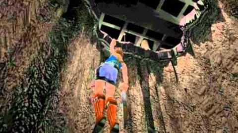 Resident Evil 3 Nemesis cutscenes - Free Falling (Jump off)