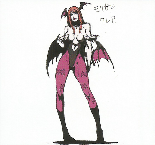 File:BIOHAZARD REVELATIONS 2 Concept Guide - Morrigan-style Claire.png