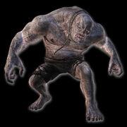 Resident Evil 4 artwork - El Gigante
