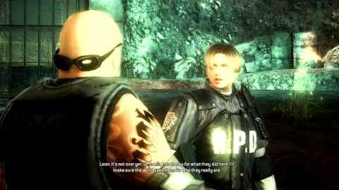 Resident Evil Operation Raccoon City all cutscenes - Success! (Harley) Ending