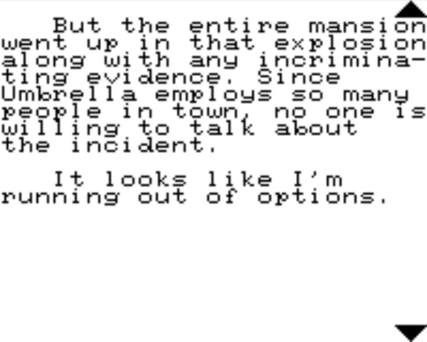 File:Resident Evil 2 Game.com file - CHRIS'S DIARY - page 2.png