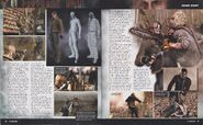Resident Evil 4 - Game Informer March 2004, Issue 131 - p34-35