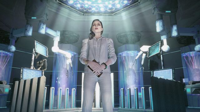 File:Resident Evil Revelations 2 - Ep4 Claire Finale - Alex Wesker in Lab 2.jpg