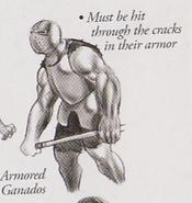 Rejected Ganado - Armored Ganado 2