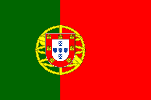 Fichier:Flag of Portugal.png
