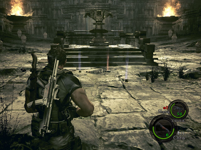 File:Ancient village in-game RE5 (Danskyl7) (18).jpg