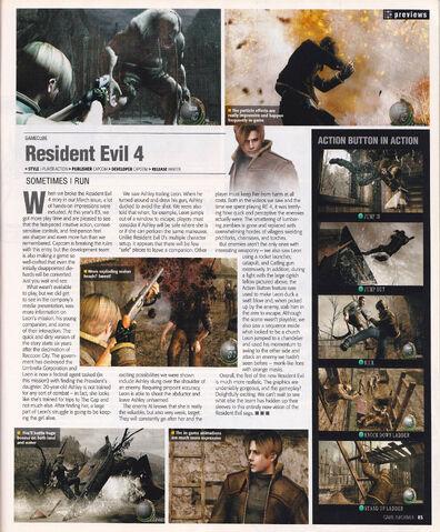 File:Resident Evil 4 - Game Informer July 2004, Issue 135 - p85.jpg