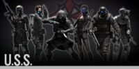 U.S.S. Delta Team (Operation Raccoon City)