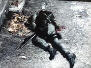Jeff's dead body