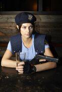 Julia Voth as Jill Valentine 15