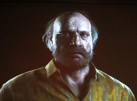 Jack Baker Resident Evil 7 Minecraft Skin