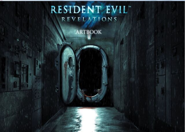 File:Resident Evil Revelations Artbook - page 1.jpg