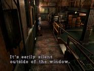 Resident Evil 3 Nemesis screenshot - Uptown - Warehouse examine 07