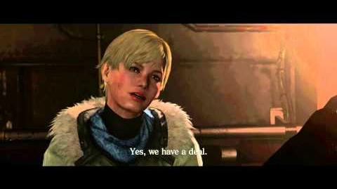 Resident Evil 6 all cutscenes - Contract Concluded