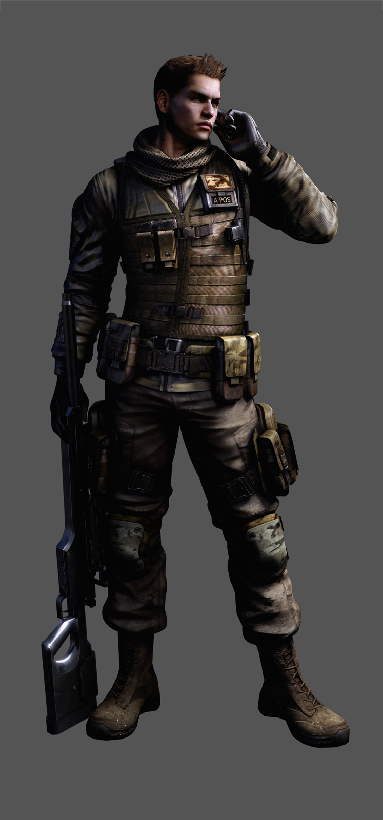 Piers Nivans | Resident Evil Wiki | FANDOM powered by Wikia