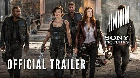 RESIDENT EVIL THE FINAL CHAPTER - Official Trailer (HD)