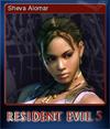 Resident Evil 5 Biohazard 5 Card 8