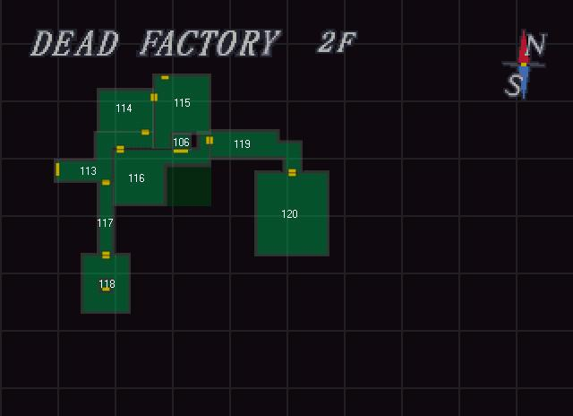 File:Resident Evil 3 Dead Factory 2F Map.JPG