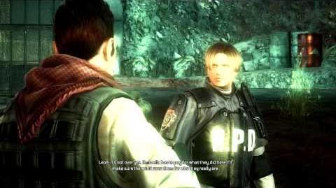 Resident Evil Operation Raccoon City all cutscenes - Success! (Dee-Ay) Ending