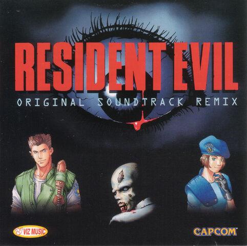 File:Resident Evil Original Soundtrack Remix - US front cover.jpg