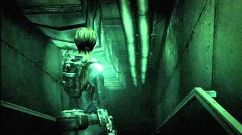 Resident Evil Revelations - Case File 8 Shock