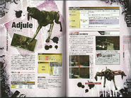 BIOHAZARD 5 kaitaishinsho revised edition - pages 256 and 257