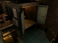 Resident Evil 3 background - Uptown - warehouse a2 - R10116