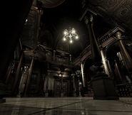REmake background - Entrance hall - r106 00119
