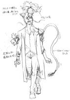 Green Zombie Concept Art 2