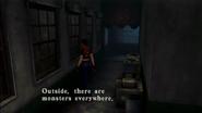 Resident Evil CODE Veronica - workroom - examines 04